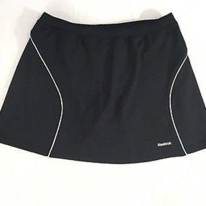 Reebok Athletic Tennis Skort Stretch -BLACK-MEDIUM